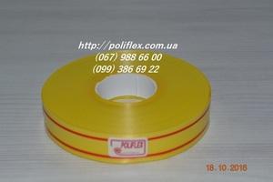 Декоративная лента оптом желтая